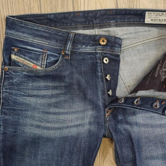 ce2a11c3 Diesel Other - Diesel Waykee Straight Fit Jeans 30x32 Wash 0806U